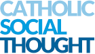 Catholic Social Thought: Logo